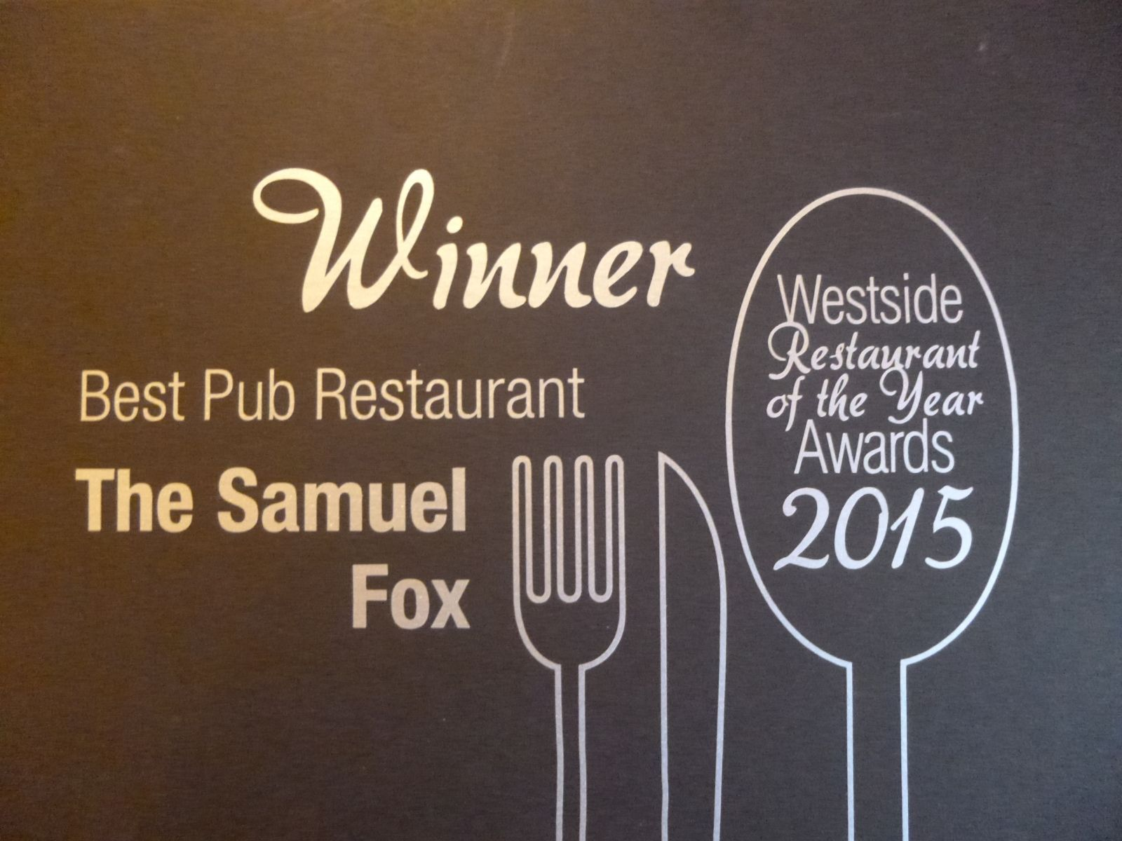 Sheffield Westside Best Pub Restaurant