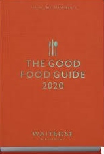 Good Food Guide recommended with high cooking score