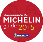 Michelin recommended hotel