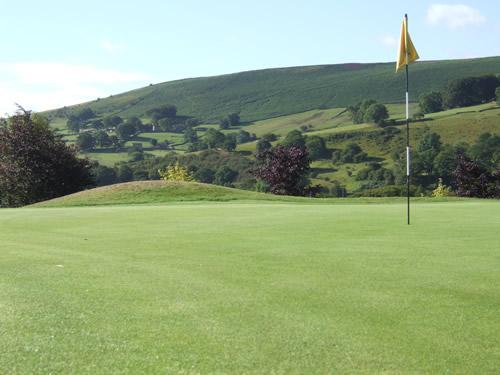 Golf in the Hope Valley