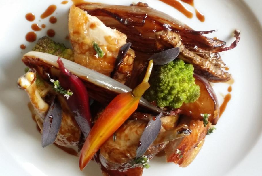 Imaginitive British and European cuisine packed with flavour