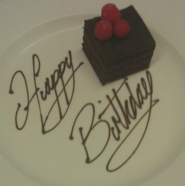Celebrate birtdays, anniversaries and any special occasion in style